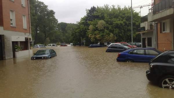 Inundaciones de Getxo