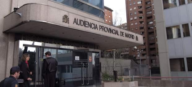Audiencia Provincial de Madrid