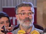 Carles Riera, diputado de la CUP en el Parlament