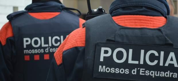 Agentes de los Mossos d'Esquadra