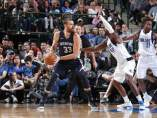 Marc Gasol en el Memphis Grizzlies - Dallas Mavericks