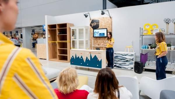 Ikea Valencia se suma al proyecto \'Salvemos los muebles\' y comprará ...