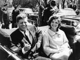 John F. Kennedy y Jacqueline Kennedy