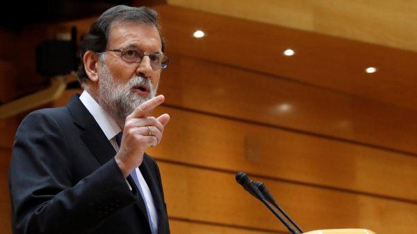 """Rajoy: """"No hay alternativa al 155"""""""