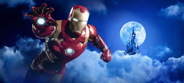 Una recreación de Marvel y Disney