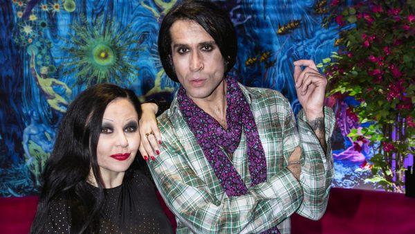 Alaska y Mario Vaquerizo