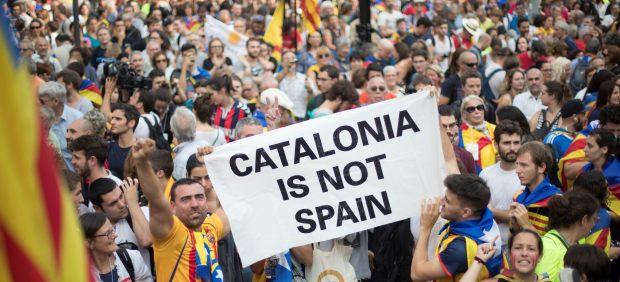 """""""Cataluña no es España"""""""