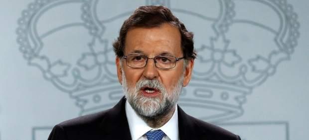 Rajoy acusa a Sánchez de