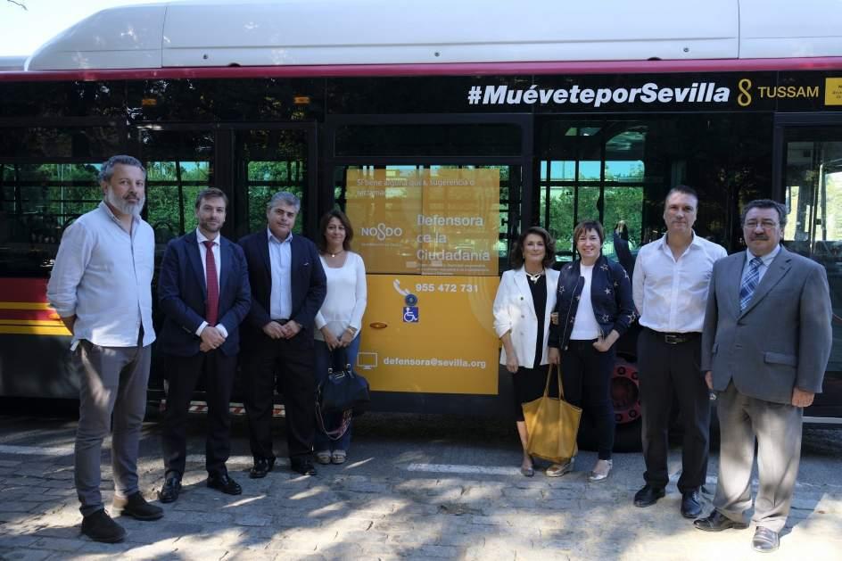 El ayuntamiento lanza una campa a para difundir la labor - Oficinas de atencion a la ciudadania linea madrid ...