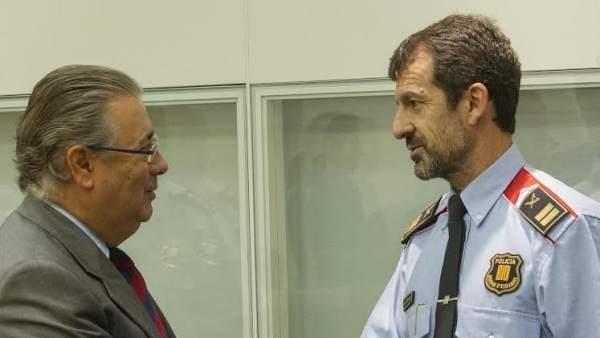 Ferran López con Zoido