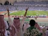 Estadio en Arabia Saudí