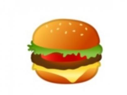 Emojis de hamburguesa