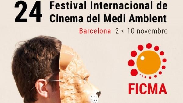 Cartel publicitario del 24 certamen Internacional de Medio Ambiente de Barcelona