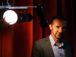 El escritor francés Franz Thilliez