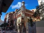 La Casa Vicens, el primer edificio residencial proyectado por Antoni Gaudí