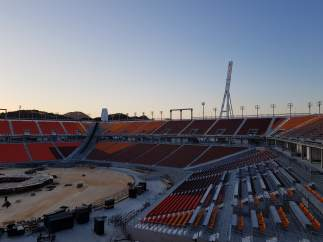 Estadio Olímpico de PyeongChang