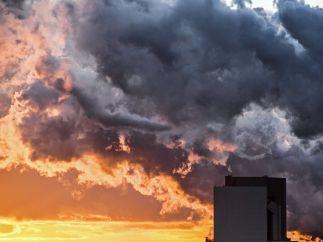 Más CO2 en la atmósfera