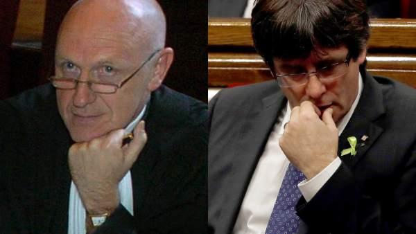 Puigdemont y Bekaert