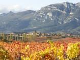 Vistas de la Sierra de Cantabria