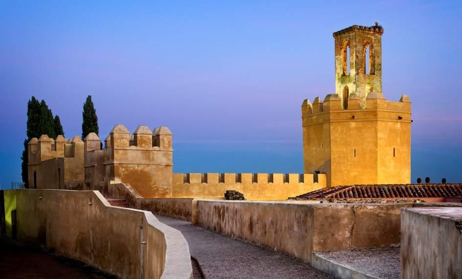 La Alcazaba de Badajoz