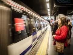 Metro de Madrid: circulación interrumpida en la línea 9