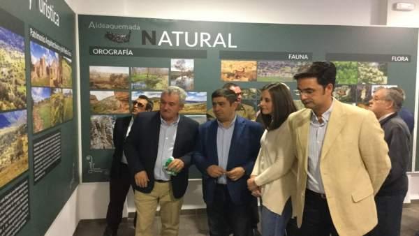 Inauguración del Centro de Interpretación y Ecomuseo Pablo de Olavide.