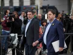 Junqueras dice que Puigdemont avisó de que con la DUI habría muertos