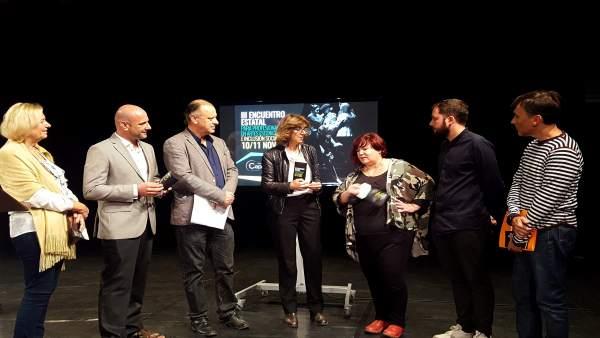 Imagen de la presentación del evento