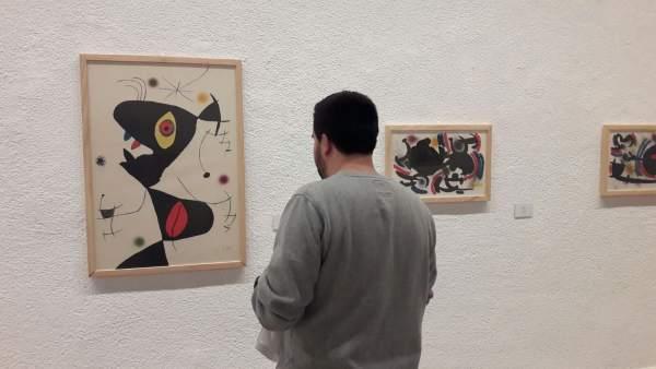 Valladolid. Exposición 'Miró. El jardín de las maravillas'
