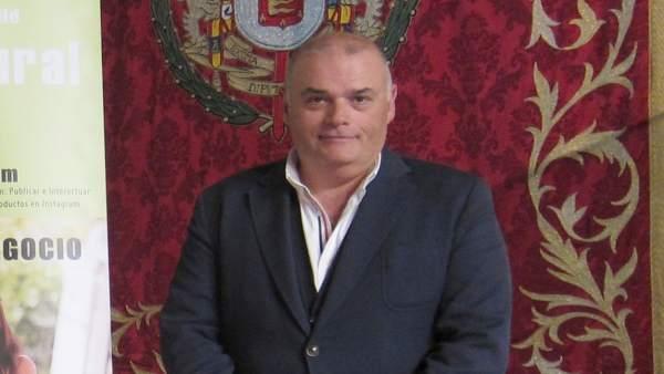 El presidente de Fecosva, Javier Labarga
