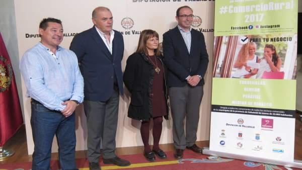 Presentación de las jornadas de formación en RRSS para comercios de la provincia