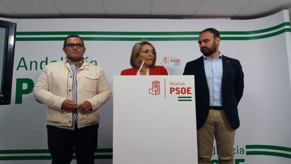 La diputada nacional por el PSOE de Huelva Pepa González Bayo.