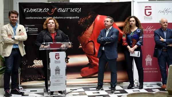 Presentación del proyecto Flamenco y Cultura 2017