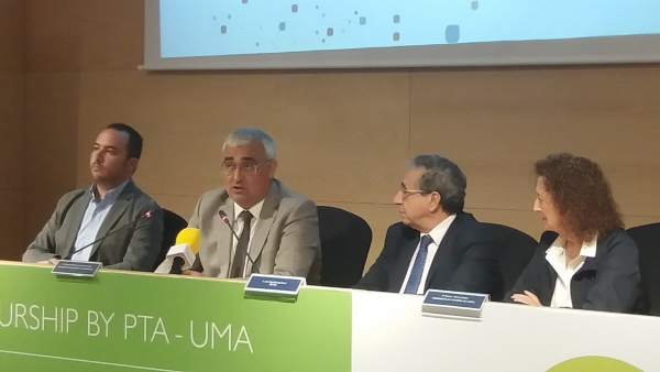 Arellano en Málaga. Anuncio incubadora empresas videojuegos