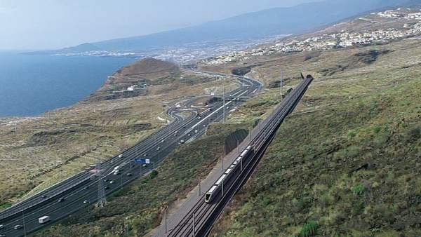 Tren del Sur