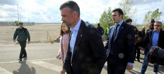 Santi Vila sale de la cárcel