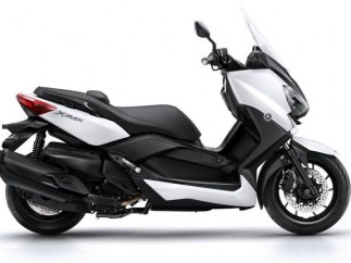 10. Yamaha X-MAX 400