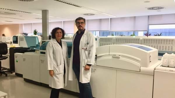Nota/Analistas Del Hospital Santa Lucía Editan Una Guí A Actualizada Sobre Bioma