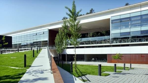 Parc Científic i Tecnològic de la Universitat de Girona