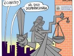 La justicia en el arte