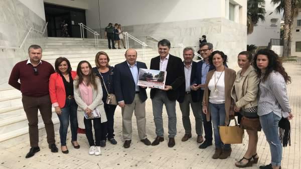 El PP reivindica la ampliación del Palacio de Justicia