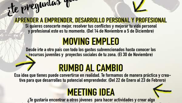 Cartel 'En Marcha con Vélez'