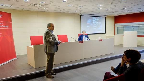Conferencia arquitecto