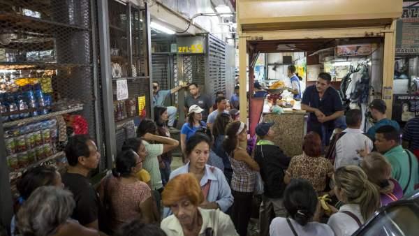 Venezuela entra en hiperinflación por primera vez en su historia