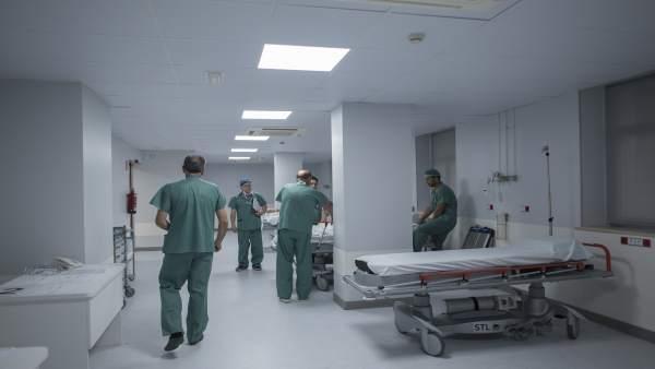 Nuevo bloque quirúrgico del Hospital Virgen de las Nieves