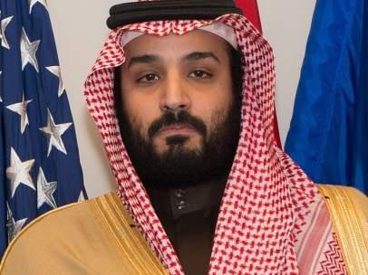 El príncipe heredero de Arabia Saudí, Mohamed bin Salman