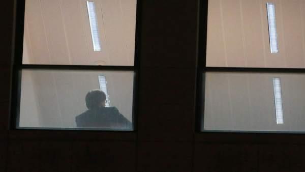 Puigdemont, en la Fiscalía belga