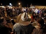 Matanza en una iglesia baptista de Texas