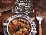 Cartel de las I Jornadas del Guiso y la Cuchara en Güejas Sierra