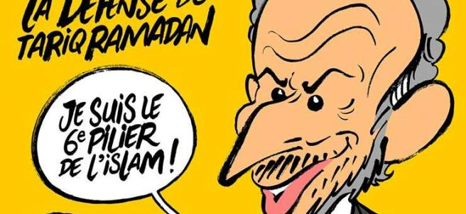 Portada polémica de 'Charlie Hebdo'